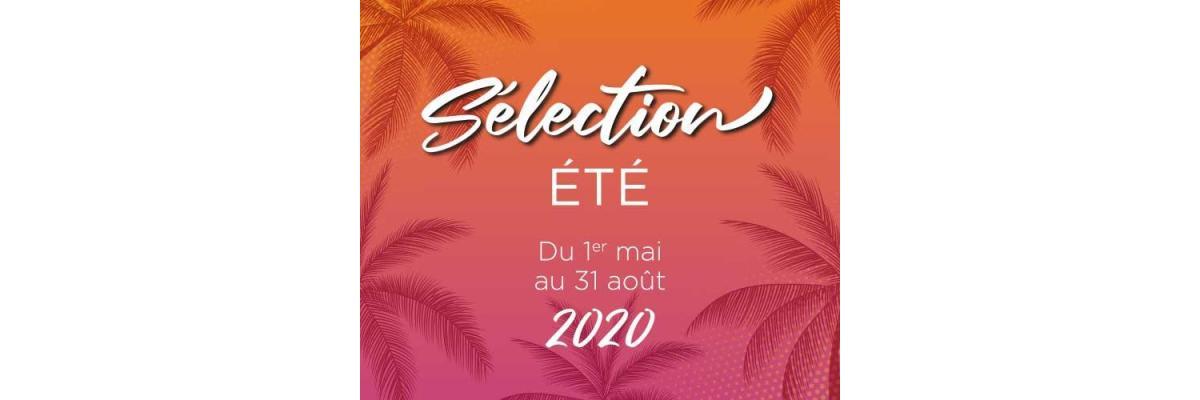 Sélection Été 2020