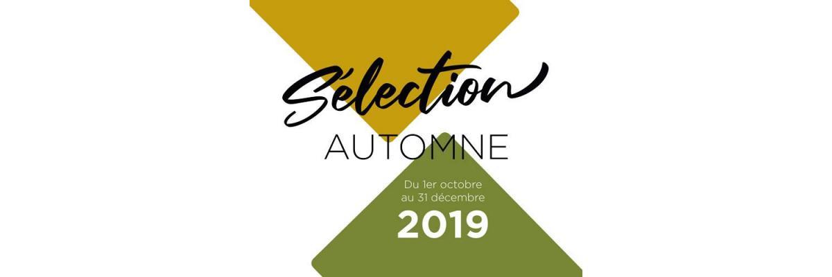 Sélections Automne 2019