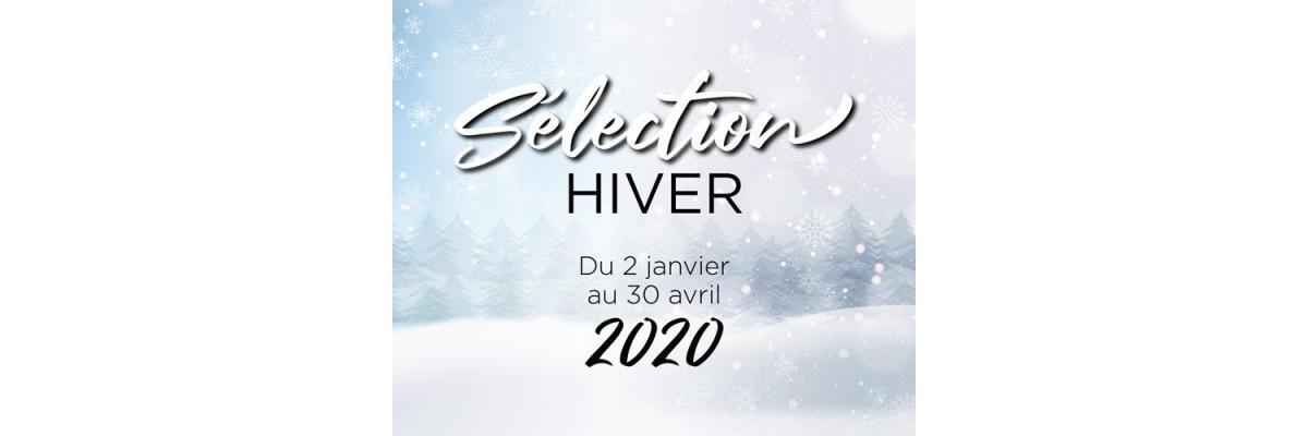 Sélection Hiver 2020