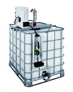 DISTRIBUTION KIT FOR CISTERNS