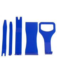KIT SPATULES NYLON 5 PIECES