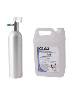 650ml RECHARGEABLE SPRAY + 5L BRAKE CLEANER CONTAINER