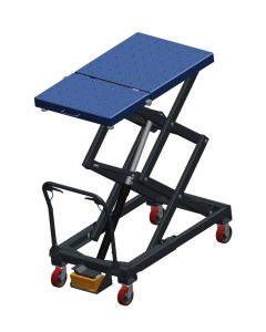 LIFTING TABLE FOR BATTERIES AND HEAVY COMPONENTS