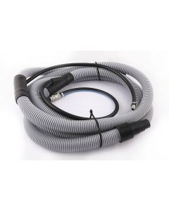 HOSE Ø28mm 4.5m WITH INTEGRATED PNEUMATIC HOSE
