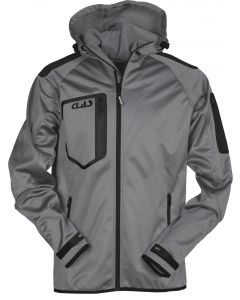 VESTE SOFTSHELL EXTREME GRISE TAILLE L