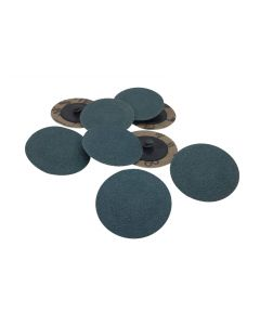 150 ABRASIVE DISC SET Ø50mm