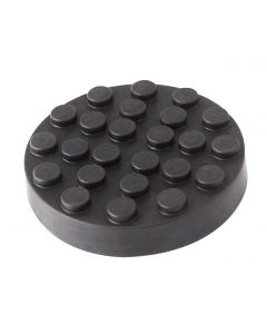ROUND RUBBER PAD Ø120x26mm