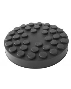 ROUND RUBBER PAD Ø147x26mm
