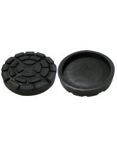 ROUND RUBBER PAD Ø130x10mm
