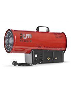 CHAUFFAGE GAZ DIRECT MANUEL K2 CG-M 600