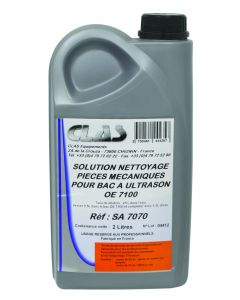 TUB OF ULTRASOUND CLEANING SOLUTION CONCENTRATE 25% 2l
