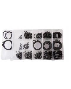 COFFRET CIRCLIPS EXTERIEURS 3-32mm 300 PCS
