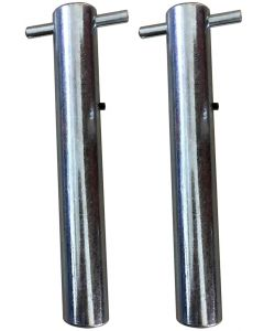 PAIR OF FOOT PINS (N°12)