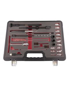 COMPLETE INJECTOR SEAT CLEANING KIT