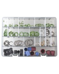 AIRCON MAINTENANCE SET FOR GERMAN VEHICLES (171 PCS)