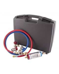 DETECTION KIT / AIR CONDITIONING IMPURITIES FILTRATION SYSTEM R134a