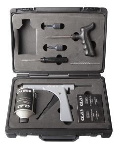 KIT REPARATION PNEUS CHAMPIGNONS 8mm AVEC MECHE