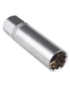 "CLE A BOUGIES MAGNETIQUE 14mm L.65mm 3/8"""