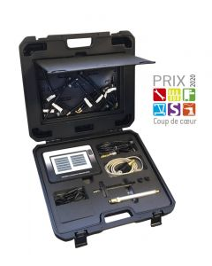 DIGITAL MASTER KIT PRESSURE GAUGE SET