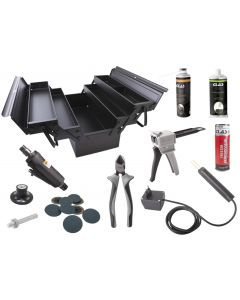 PLASTIC REPAIR COMPOSITION KIT