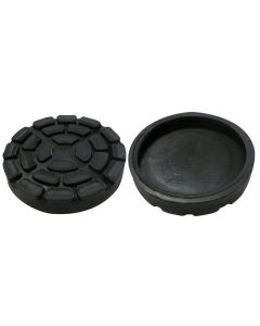 ROUND RUBBER PAD Ø150x10mm
