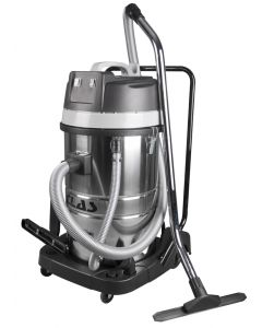 DRY AND WET VACUUM CLEANER 2x1000W