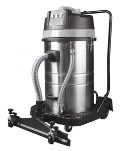 DRY AND WET VACUUM CLEANER 2x1000W+FRONT BRUSH ASSEMBLY 600mm