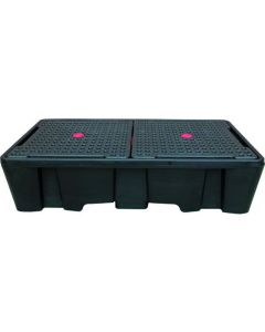 SPILL CONTAINMENT TRAY 1100L for 2xIBC