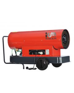 DIRECT DIESEL OIL HEATER MIZAR PX 30