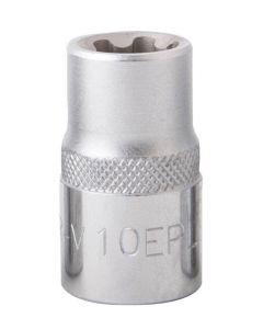"""DOUILLE TORX PLUS EP10 L.25mm 1/4"""""""